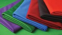 Široká paleta barev kulečníkových suken