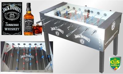 Reklamní stolní fotbal Jack Daniels