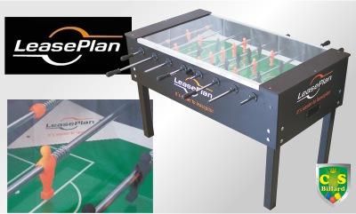 reklamní stolní fotbal Leaseplan